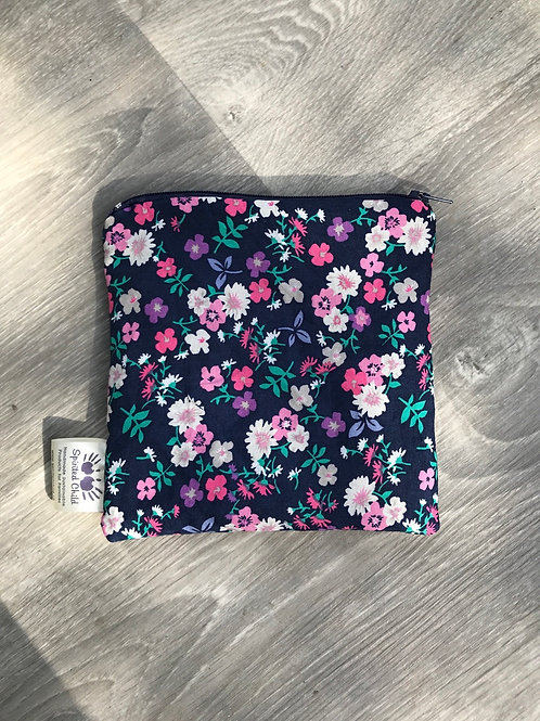 Ditsy Floral Snack Pouch