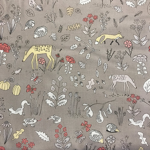 Whimsical Forest- Beeswax Wrap