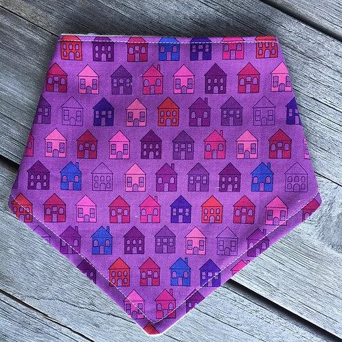 Pink Houses Bandana