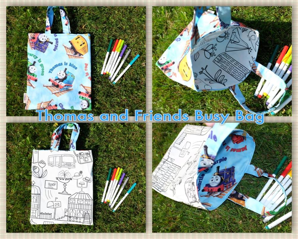 Thomas the Tank Engine Activity Bag