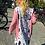 Thumbnail: Rainbow Dinos Pocket Panel Dress