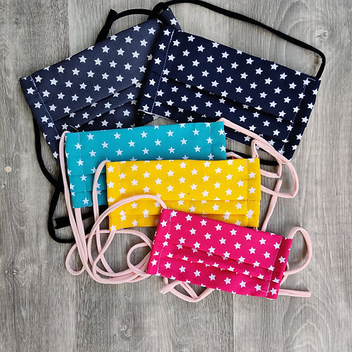 Stars  Reusable Face Covering