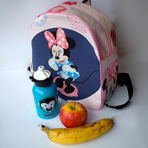 Minnie Cartoon Toddler/Pre-school Backpack