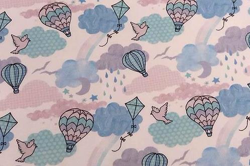 Adult Balloons & Kites Pocket Lounge Pants