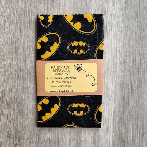 Batman - Beeswax Wrap