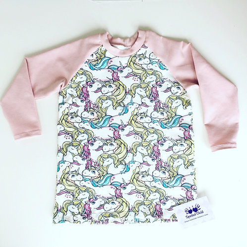 Unicorn Pink T-shirt