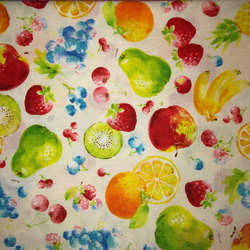 Summer Fruits Snack Pouch