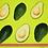 Thumbnail: Avocado Wrap & Tie Bag
