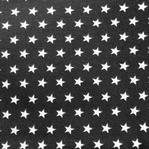 Monochrome Stars - Infinity Scarf