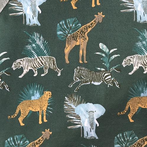 Khaki Safari Snood
