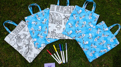 Olaf Frozen Themed Party Bags