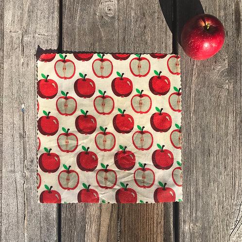 Scandi Apples - Beeswax Wrap