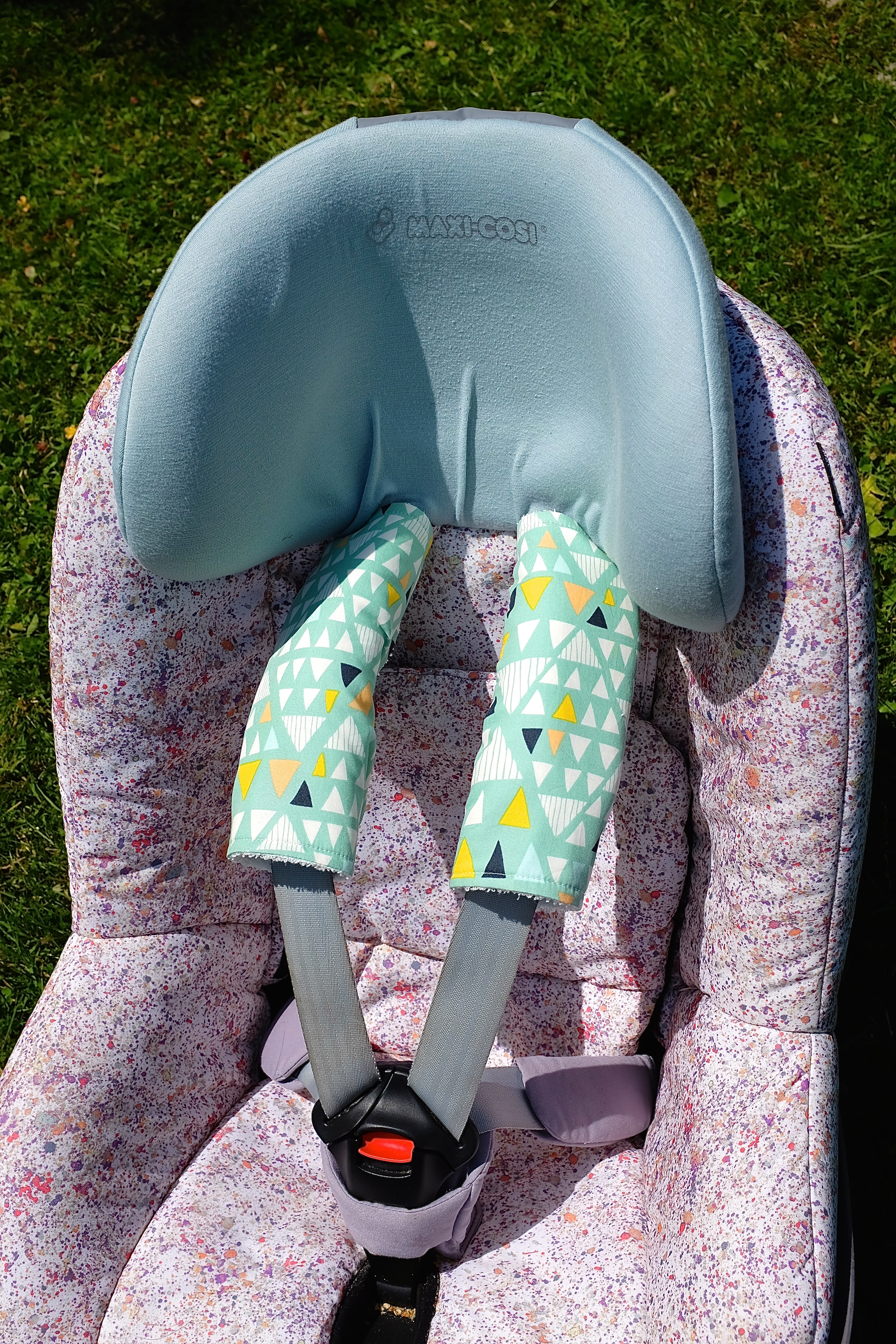 Mojove Car Seat Strap Covers