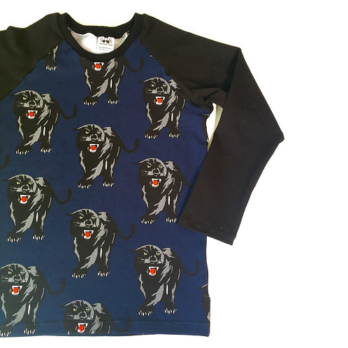 Panther Raglan T-shirt