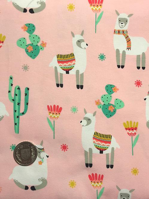 Pink Llama Jersey