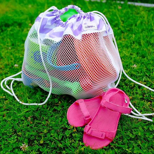 Beach Drawstring Bag
