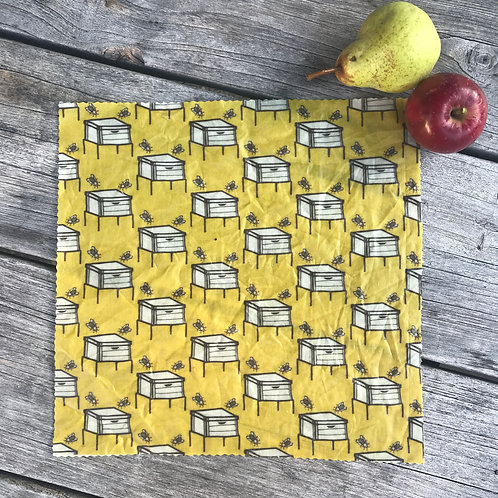 Beehives- Beeswax Wrap