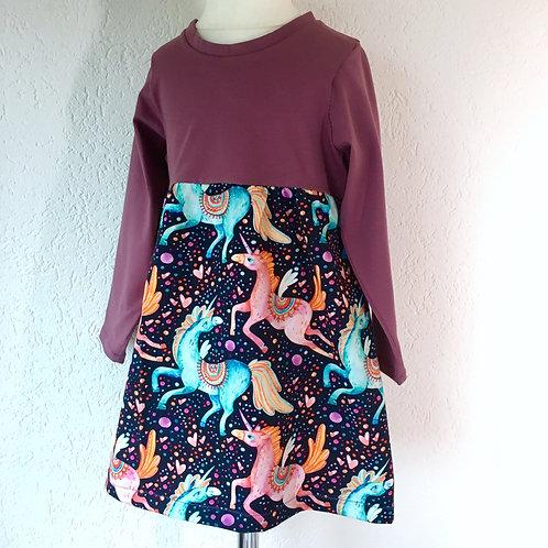 Autumn Unicorn Dress
