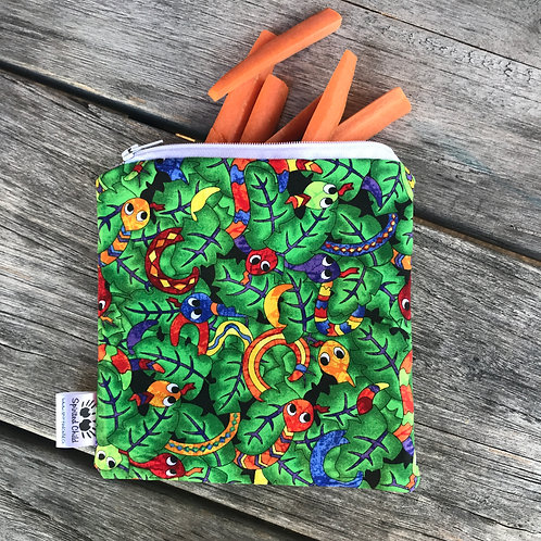 Snakes Snack Pouch