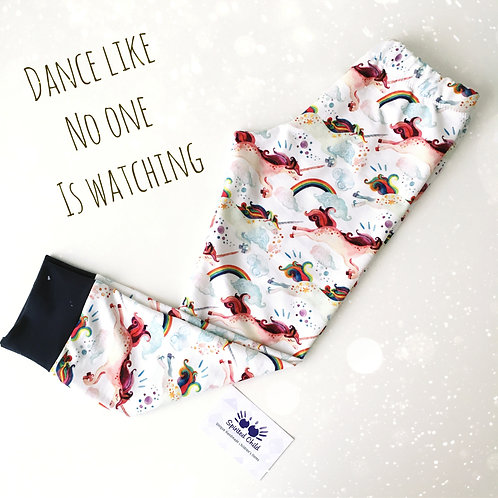 Dancing Unicorns Leggings