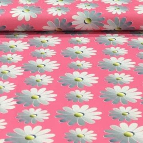 Daisy Pink Raglan T-shirt