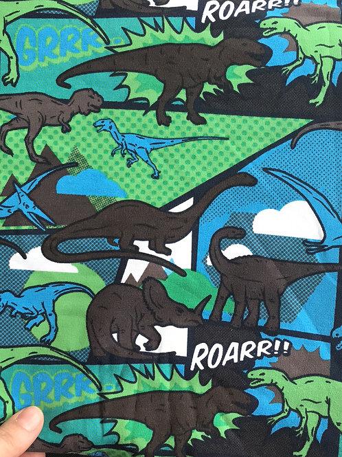 Comic Strip Dinos Jersey