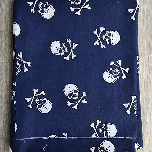 Skulls Reusable Face Covering