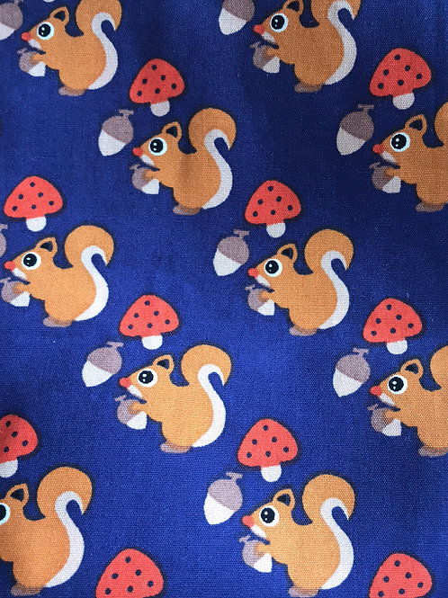 Scandi Squirrel - Beeswax Wrap