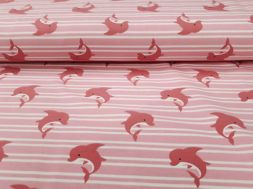 Pink Dolphins Pocket Lounge Shorts
