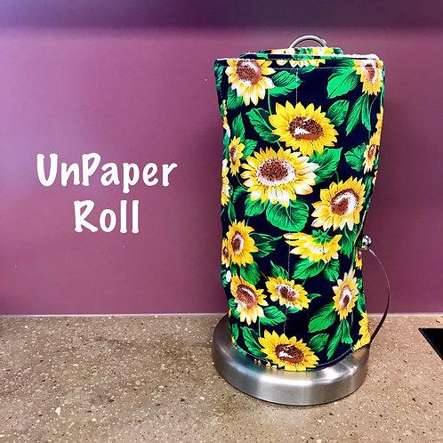 Sunflowers UnPaper Roll - Heavy Duty Reusable Kitchen Roll