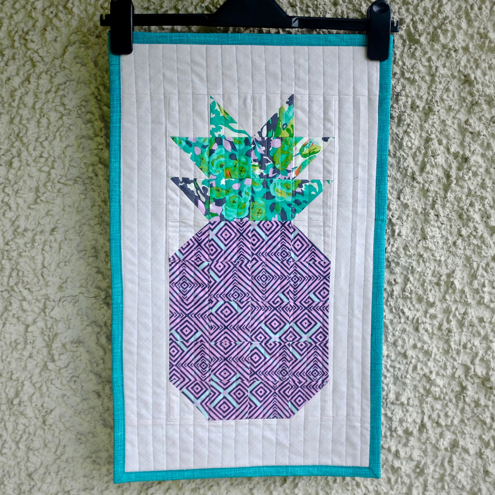 Pineapple Mini quilt