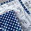 Thumbnail: Fabric Wipe Clean Placemat -Blue/Construction Site