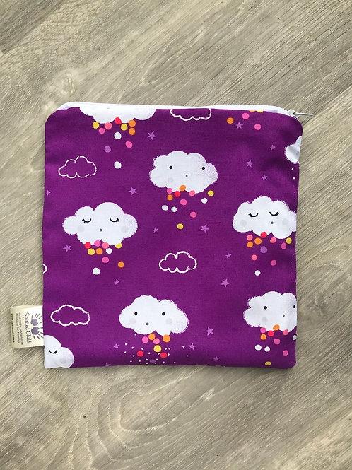 Rainclouds Snack Pouch