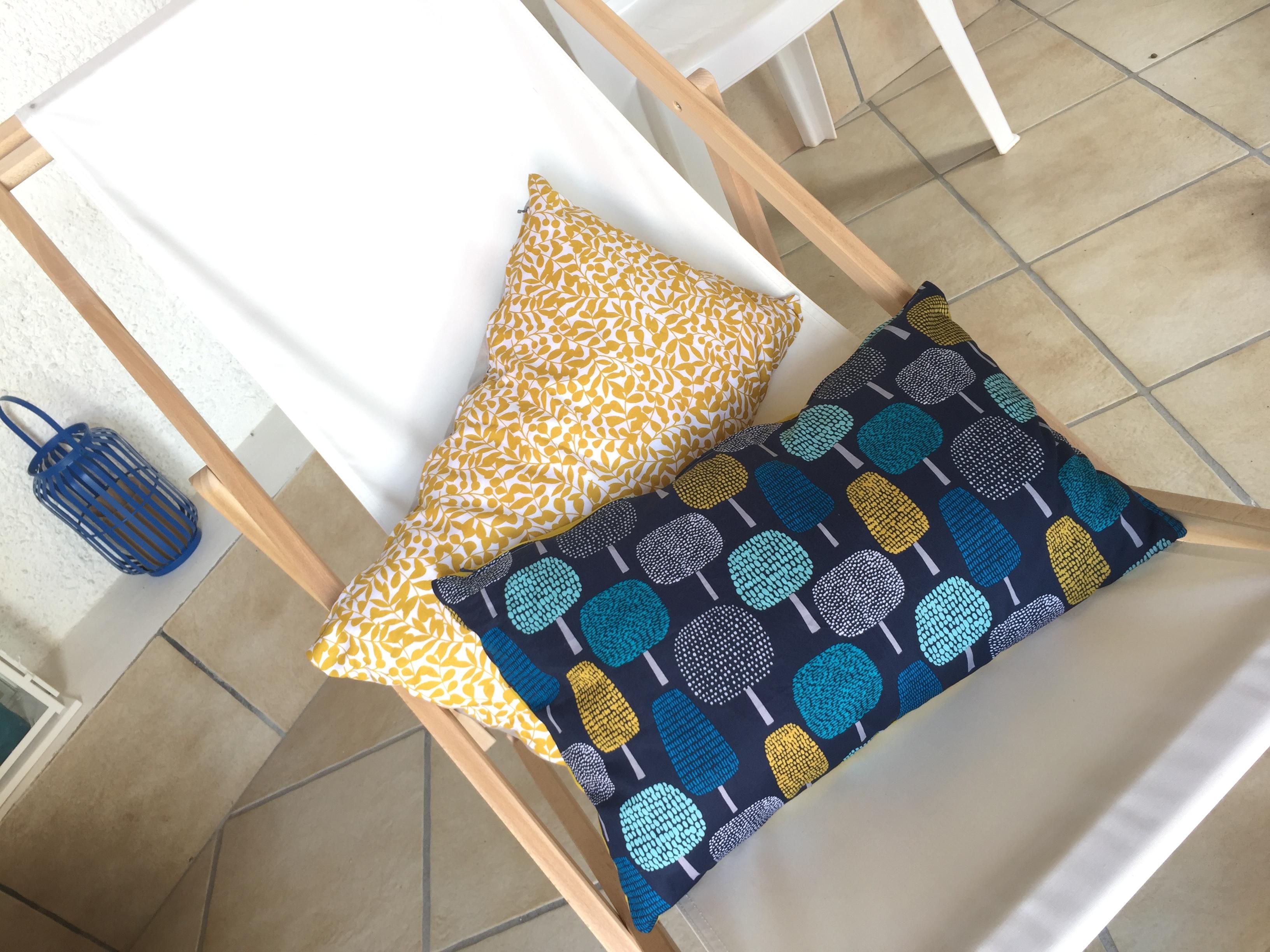Summer Cushions
