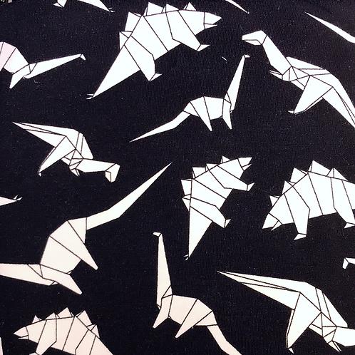 Dino Origami Leggings