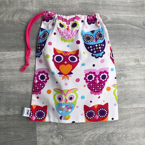 Owls Bread Sack