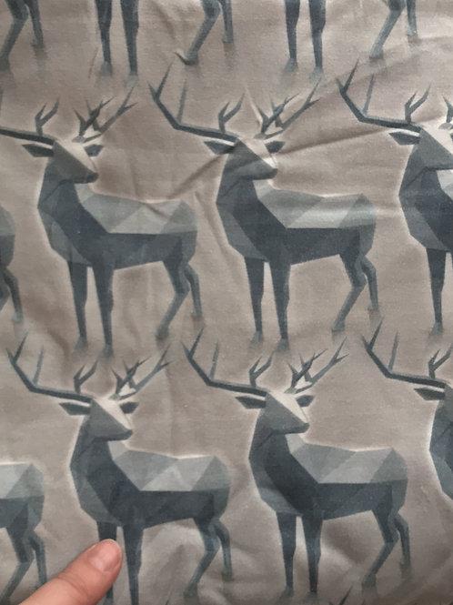 Geometric Deer Jersey