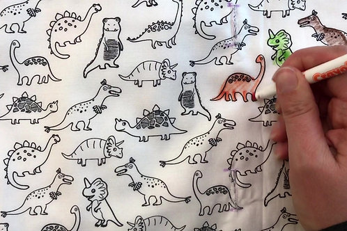 Washable Colouring Book