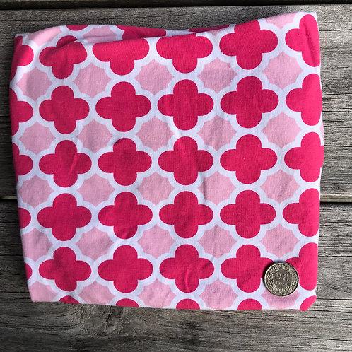 Pink Lattice 80 x 90 cm piece