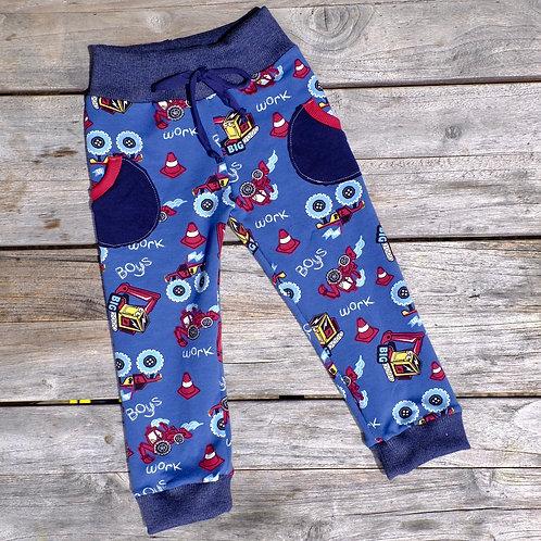 Blue Digger Pocket Lounge Pants