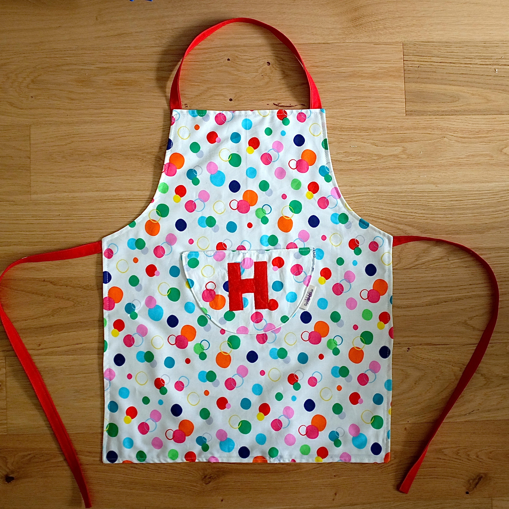 Children's Fun personalised Apron