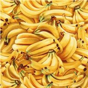 Banana Zipper Snack Pouch