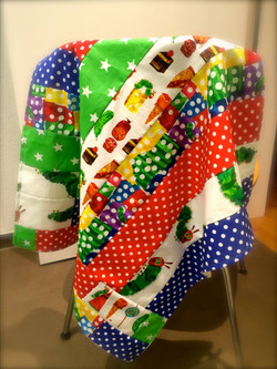 The Hungry Caterpillar Blanket (S)