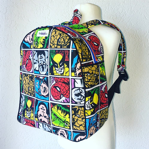 Marvel Pre-school Handmade Backpack
