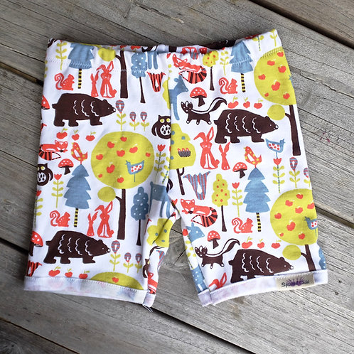 Scandi Forest Shorts