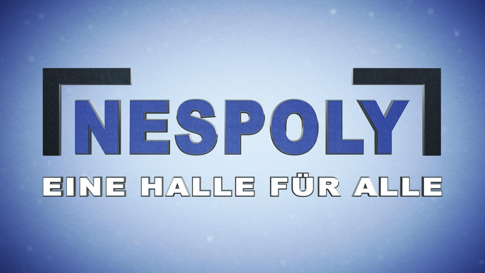 Nespoly - Eine Halle für alle