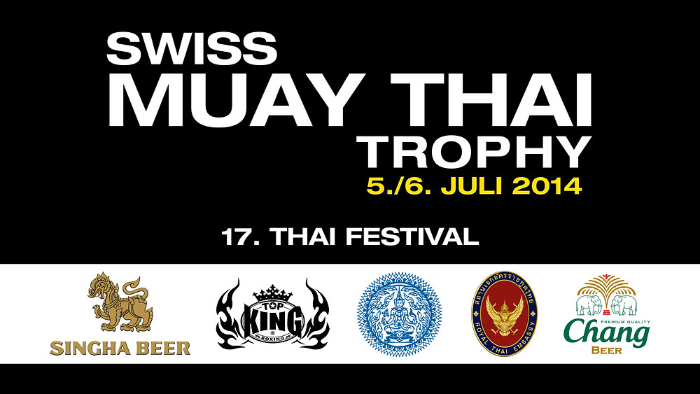 Playlist - 17. Thai Festival 2014 (Swiss Muay Thai Trophy)