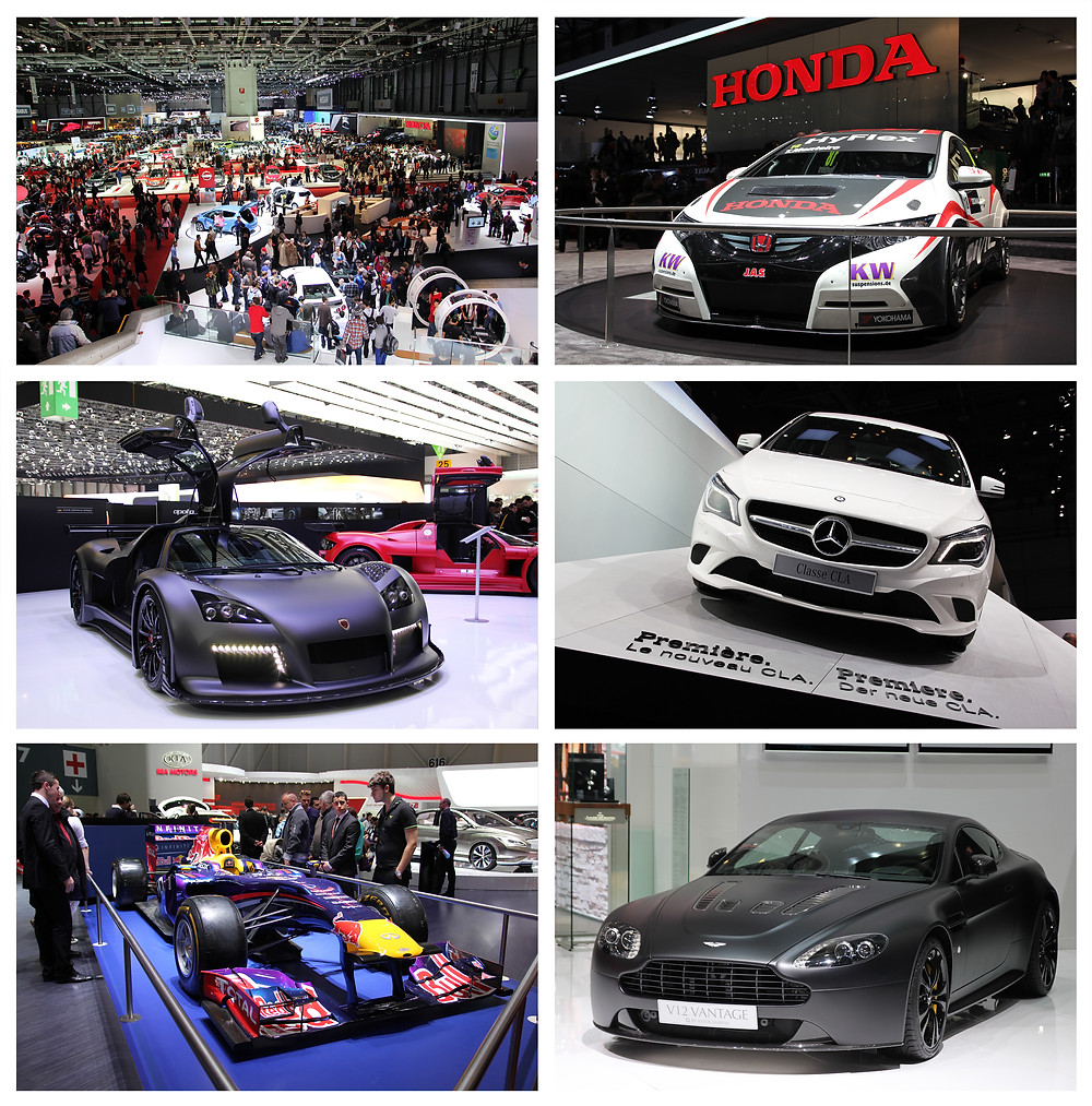 Auto-Salon Genf 2013