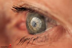 Augen in der Grossstadt: Zeit