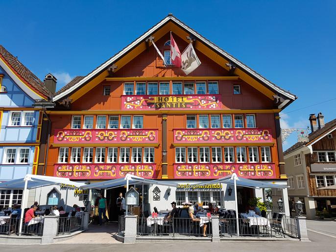 Appenzell: Kurzausflug